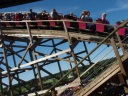 Wooden coasters are cool!