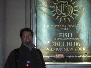 Fish tour poster