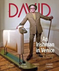 David Magazine March 2014