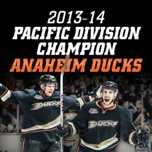 Ducks Pac Div 14