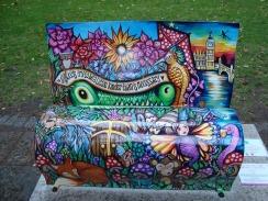 Peter Pan (first bench)