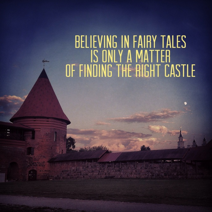Believing in Fairy Tales