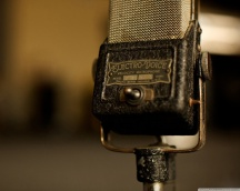 Old Timey Mic