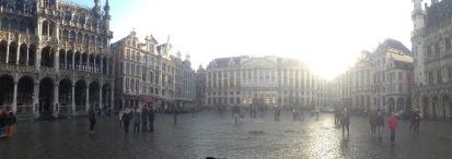 Grand Place Panorama