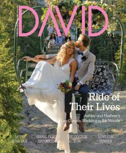 David Magazine cover 2-16