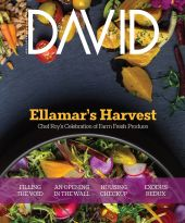 David April 16 cover