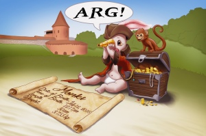 Pirate ARG-Details