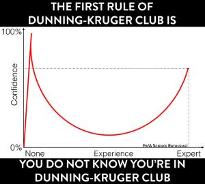 Dunning Kruger Club