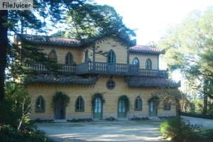cork-house