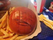 25th anniversary burger
