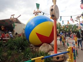 The Pixar Star Ball!