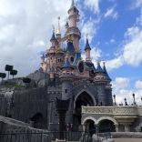 Princess castle - beware of sleeping dragon underneath