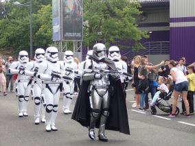 The First Order invades