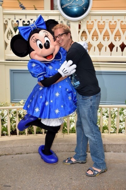 Minnie and me