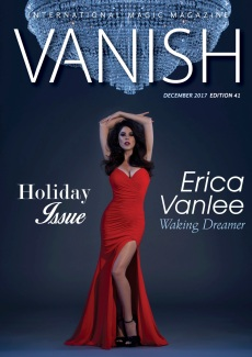 Vanish Magazine 41 - Dec 17 - Erica Vanlee