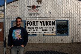 Fort Yukon!