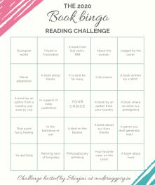 2020-book-bingo-reading-challenge