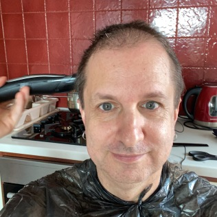 Cutting Hair after