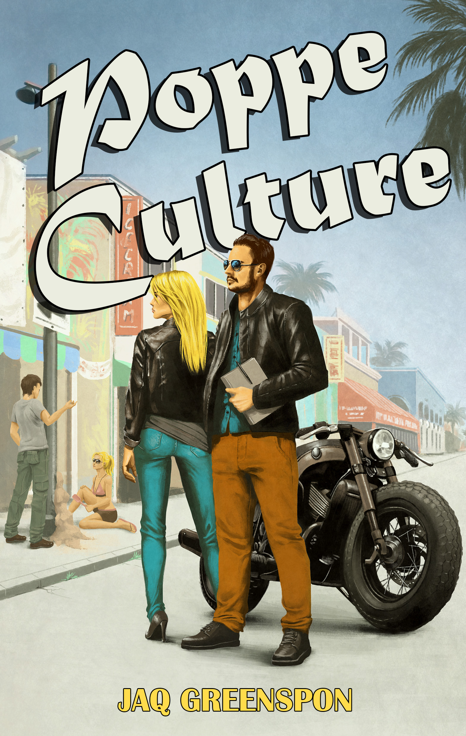 Poppe Culture Cover