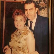 Maternal grands - Anne and Bernard