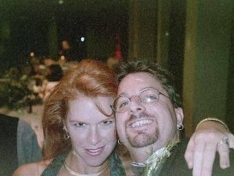 Gail @faye's wedding